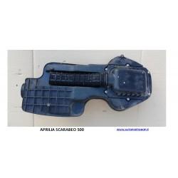 APRILIA SCARABEO 500 SCATOLA FILTRO ARIA DIS 106588  2002-2006